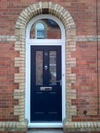 Livingstone composite door